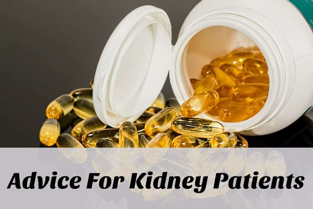Advice For Kidney Patients